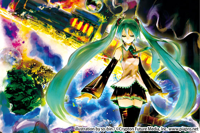 SAO TOMITA and HATSUNE MIKU the journey to the infinite -SYMPHONY IHATOV- show again
